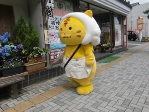 かみ~ご(かみーご)加美町中新田地区の商店街をお散歩